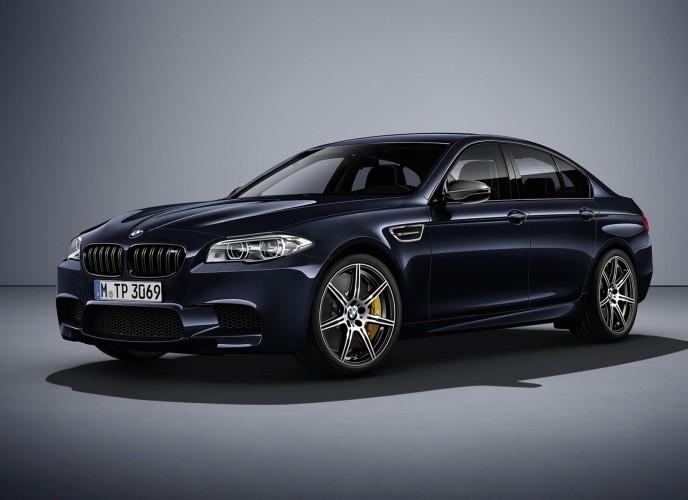Νέα BMW M5 Competition Edition