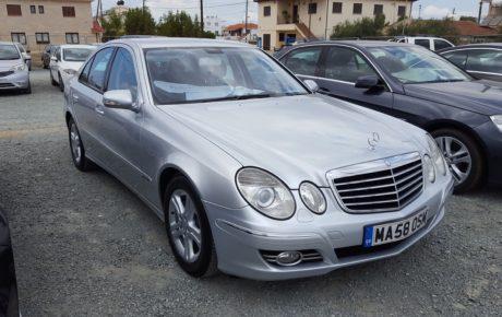 Mercedes-Benz E-Class  '2008