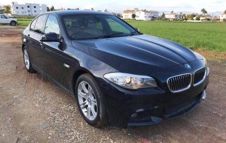 BMW 5 Series  '2012