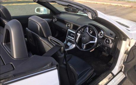 Mercedes-Benz SLK AMG SPORT  '2014