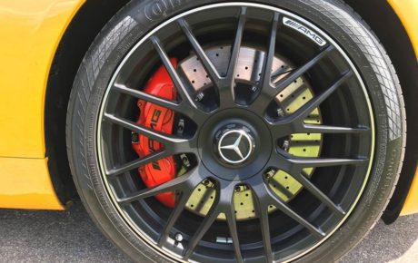 Mercedes-Benz GTS COUPE  '2016