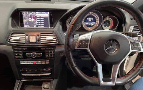 Mercedes-Benz E250 convertible Amg Look  '2014