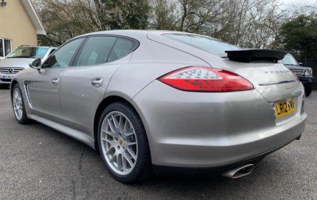 Porsche Panamera  '2012