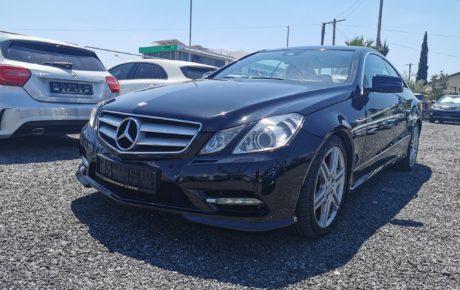 Mercedes-Benz E250 COUPE AMG  '2012