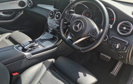 Mercedes-Benz GLC220 COUPE  '2017
