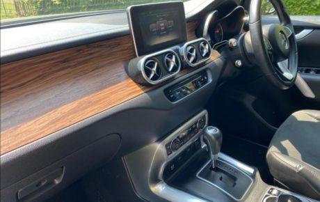 Mercedes-Benz X CLASS  '2018