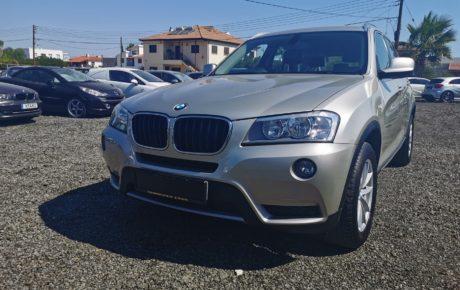 BMW X3  '2010