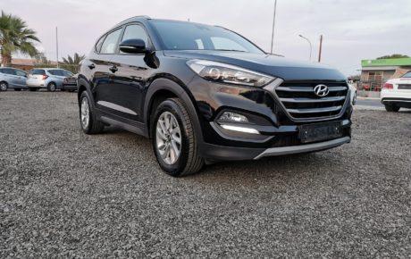 Hyundai Tucson  '2016