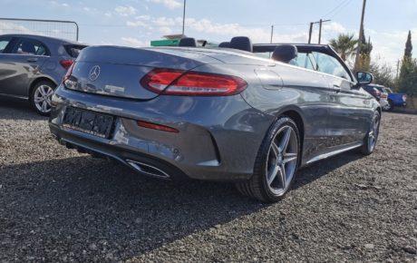 Mercedes-Benz C-CLASS AMG LOOK  '2017