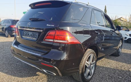Mercedes-Benz GLE  '2016