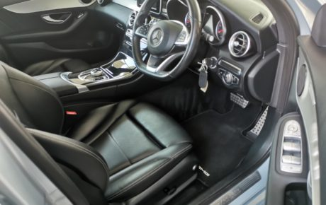 Mercedes-Benz C-CLASS AMG LOOK  '2018
