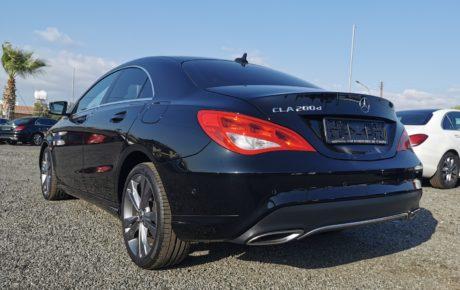 Mercedes-Benz CLA SPORT  '2018